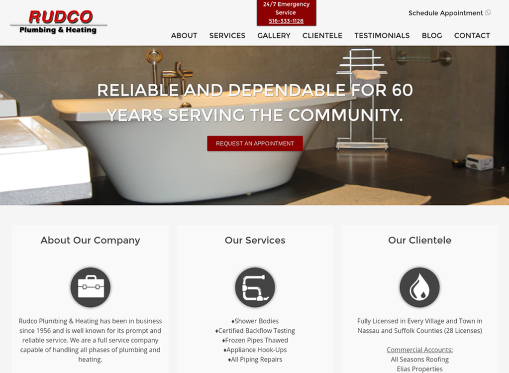 Rudco Plumbing & Heating
